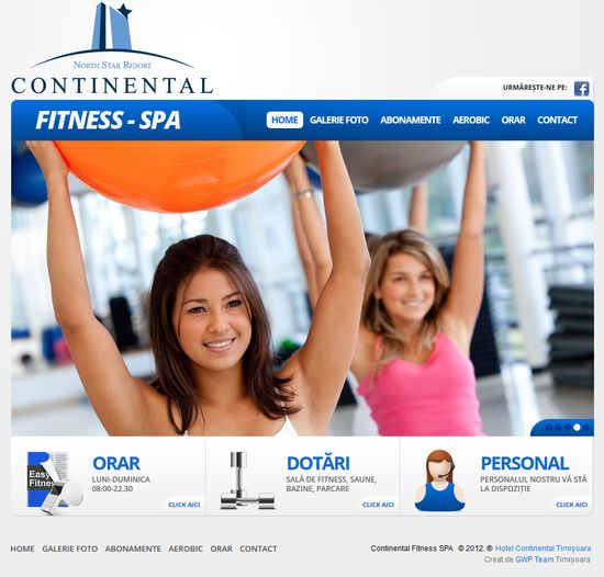 Continental Fitness-SPA Timișoara