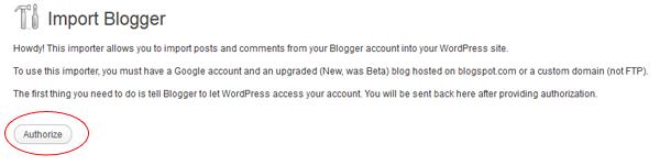 blogger-importer-plugin-authorize